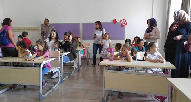 Okullarda 'Uyum Haftası' başladı