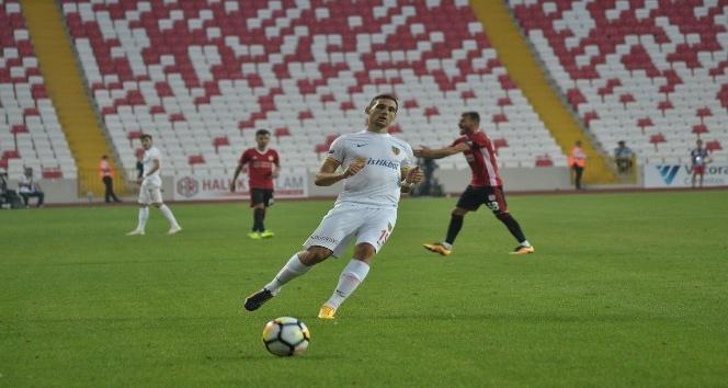 Nikola Stojiljkovic'in golü bulması 2 dakika sürdü
