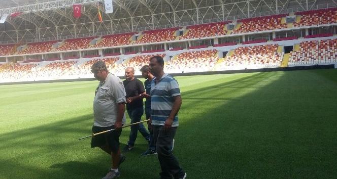 Yeni stadyum ilk denetlemeyi geçti