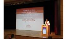 İlk SHMYO Ölçme ve Değerlendirme Çalıştayı gerçekleştirildi