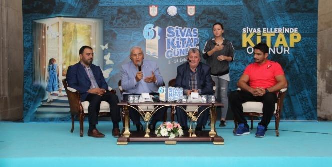 Taha Akgül: Hedefim Tokyo'da olimpiyat şampiyonu olmak