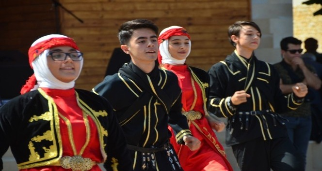 Gaziemir Halk Oyunları ekibine ödül