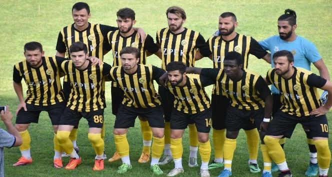 Aliağa FK, hazırlık maçında berabere kaldı