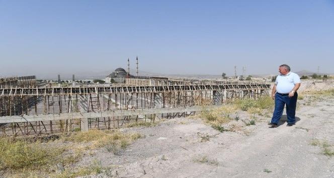 Başkan  Nursaçan projeleri yerinde inceledi