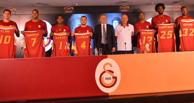 Galatasarayda hedef EuroCupı kaldırmak
