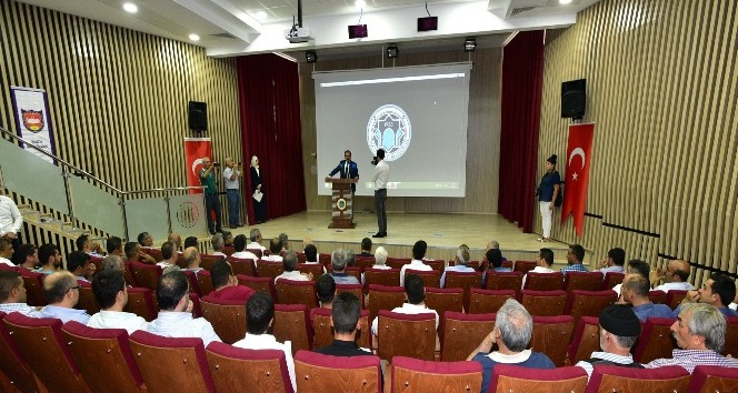Battalgazi Belediyesinden servis şoförlerine eğitim
