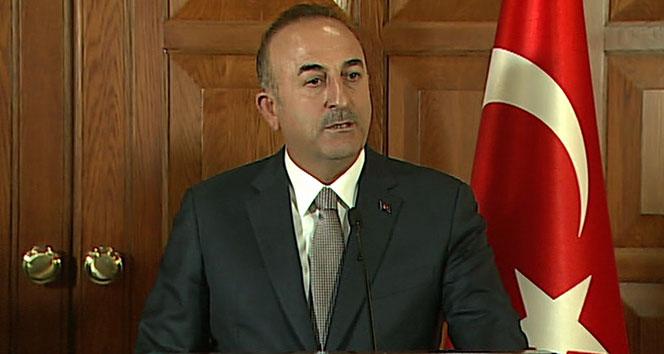Çavuşoğlu, Almanya ile yaşanan silah satışı gerilimine ilişkin konuştu