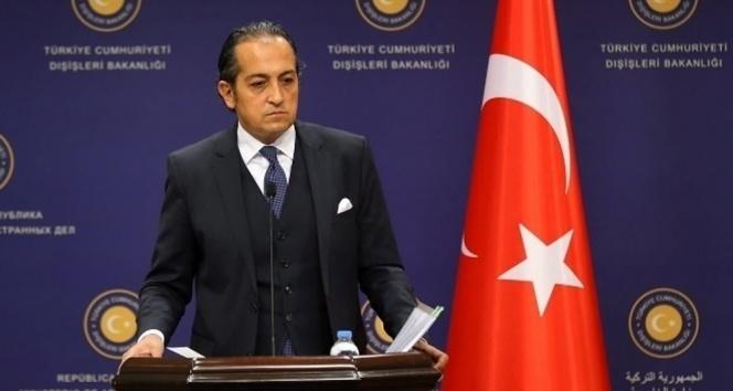 Myanmardaki Türk şehitliklerine ilişkin açıklama