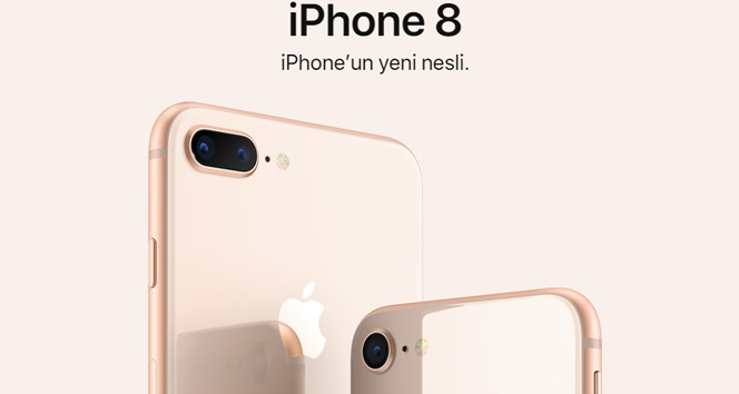 Apple iPhone 8, Apple Watch Series 3 ve iPhone X'i tanıttı| iPhone 8 kaç para, fiyatı ne kadar