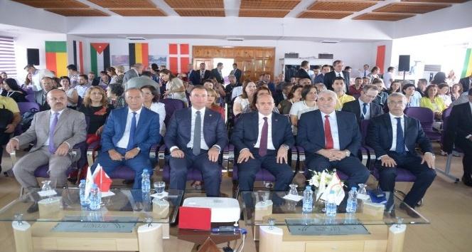 """Kırklareli'nde """"Uluslararası Katılımlı Toprak ve Su Kaynakları Kongresi"""""""
