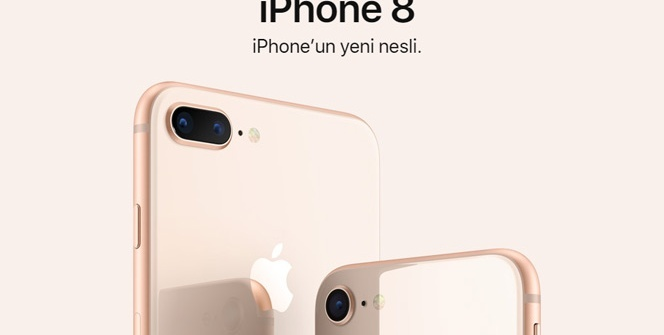 Apple iPhone 8, Apple Watch Series 3 ve iPhone X'i tanıttı