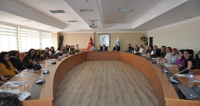 Kars'a atanan öğretmenler Kafkas Üniversitesi'nde