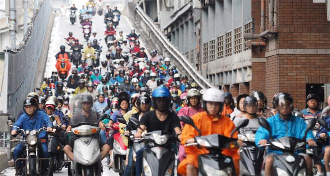 Tayvan'da Talim Tayfunu