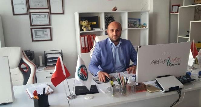 Özer, TT Toplu Taşıma İşverenler Sendikası Kars Şube Başkanı oldu