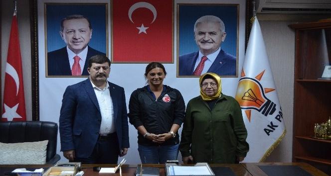 """Akar: """"AK Parti, spora çok büyük yatırımlar yapıyor"""""""