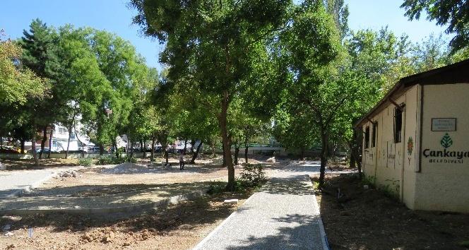 Yenilenen Mehmet Akif Ersoy Parkı 2 Aralık'ta açılıyor