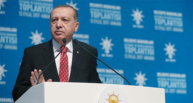 Cumhurbaşkanı Erdoğan Atinada