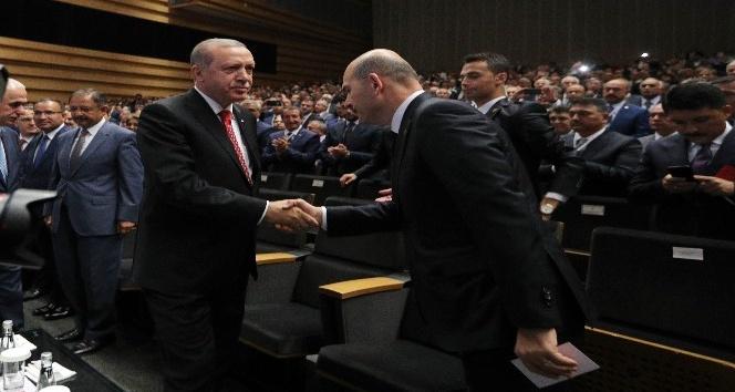 """Cumhurbaşkanı Erdoğan'dan CHP'li Sezgin Tanrıkulu'na """"SİHA"""" yanıtı"""
