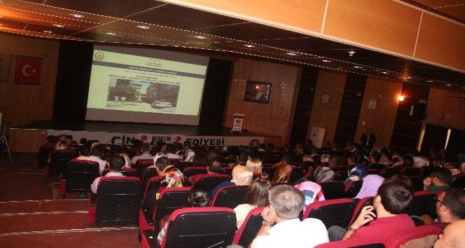 Bingöl'de öğretmenlere, terörle mücadele semineri