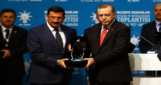 """Cumhurbaşkanı Erdoğan: """"Kavga etmekten hiçbir zaman kaçmadık, kaçmayız"""
