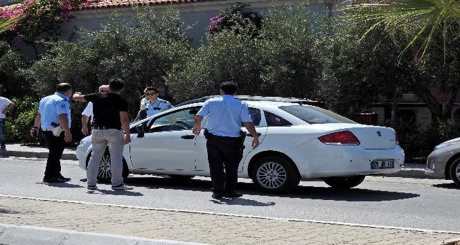 Çeşme'de telefon dolandırıcıları suçüstü yakalandı