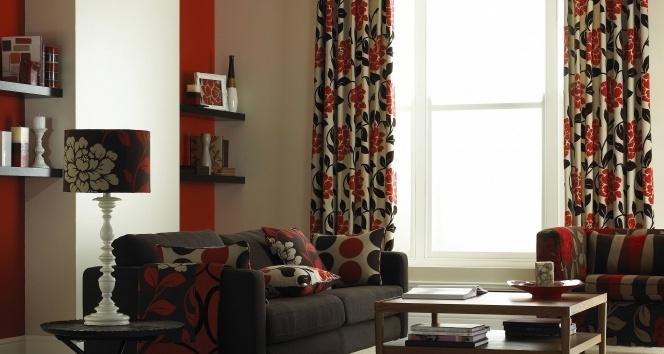 Mobilyalar ev tekstili ile şenleniyor