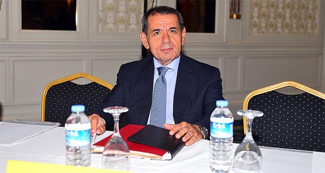 Dursun Özbek: 'Bu takım Sportif A.Ş. kasasına para getirecek'