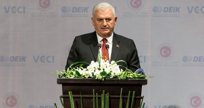 Başbakan Yıldırımdan CHPye SİHA eleştirisi