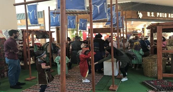 """Forum Erzurum'da """"Otağ, Bir Kuruluş Öyküsü"""" etkinliği"""