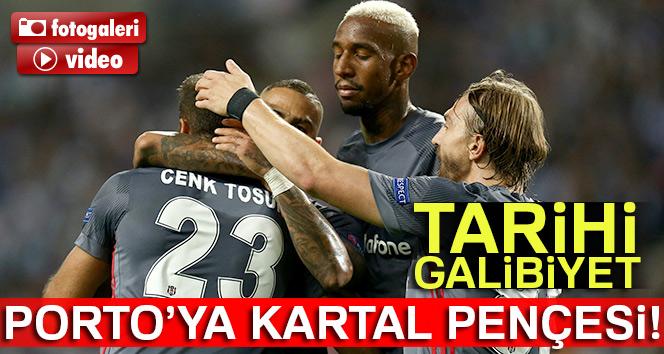 ÖZET İZLE: Porto 1-3 Beşiktaş| BJK Porto Maçı Geniş Özeti ve Golleri İzle