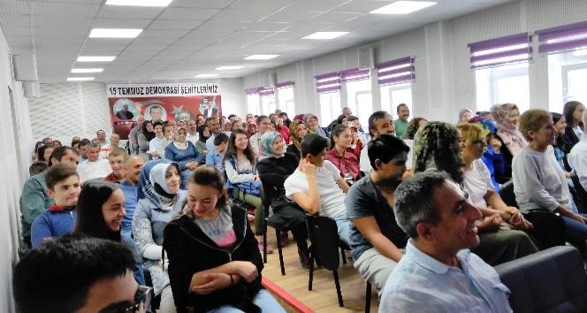 Kızılcahamam Anadolu Lisesi'nden okula uyum eğitimi