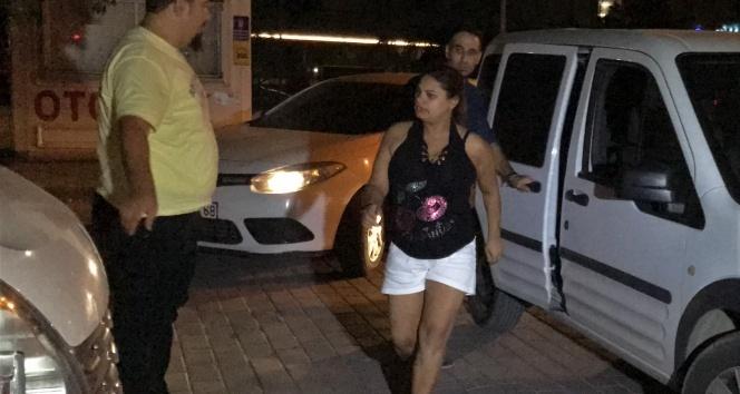 Aralarında hamilelerinde bulunduğu 30 kişi fuhuş operasyonunda gözaltına alındı