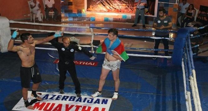 Muay Thai'de başarı devam ediyor