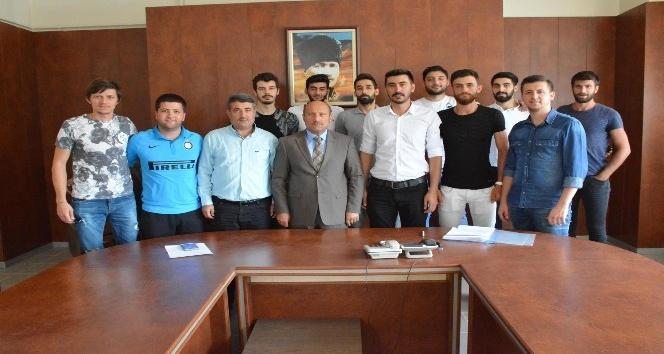 Sorgun Belediyespor'da hedef şampiyonluk