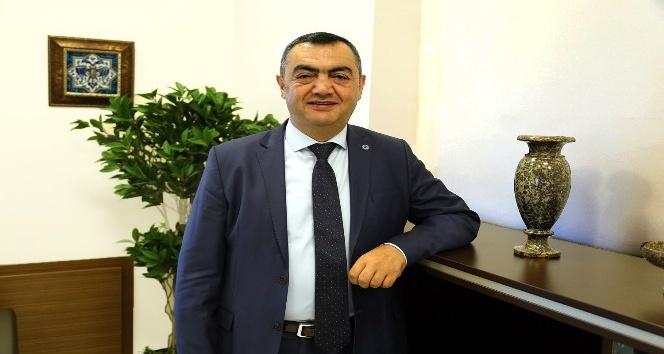 """KAYSO Başkanı Büyüksimitçi, """"Türkiye Sürdürülebilir Büyüme Kulvarına Girmiştir"""""""