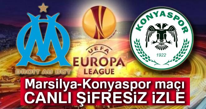 Marsilya-Konyaspor maçı şifresiz kanalda izle| Marsilya-Konyaspor saat kaçta şifresiz veren kanallar
