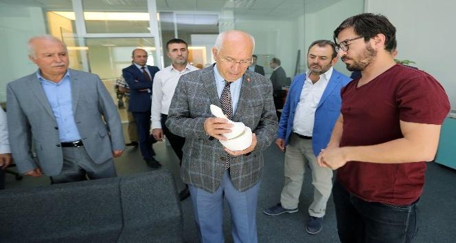 Başkan Yaşar, İvedik OSB yönetimi ile kahvaltıda buluştu