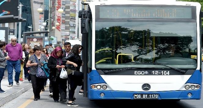 EGO otobüslerine kış düzenlemesi getiriliyor