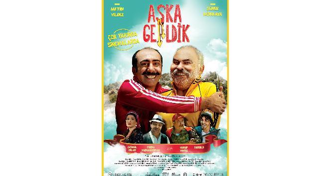 Azerbaycan Türkiye ortak yapımı 'Aşka Geldik' filmi vizyona giriyor