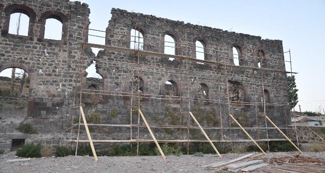 Beylerbeyi Sarayı'nın restorasyonu başladı