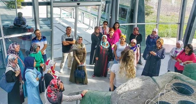 Tokatlı kadın girişimciler Yalova'yı gezdi