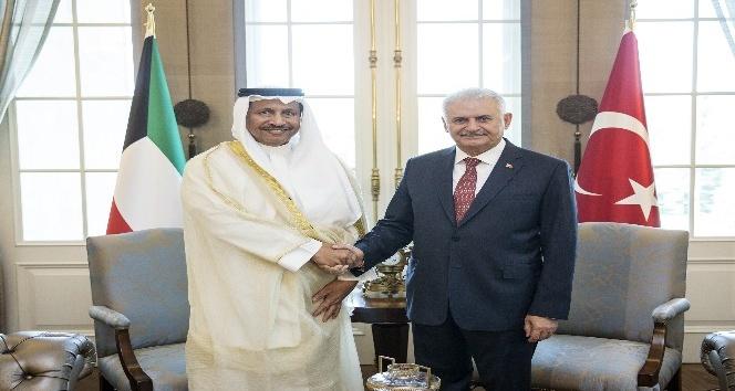Türkiye ile Kuveyt arasında 6 anlaşma imzalandı