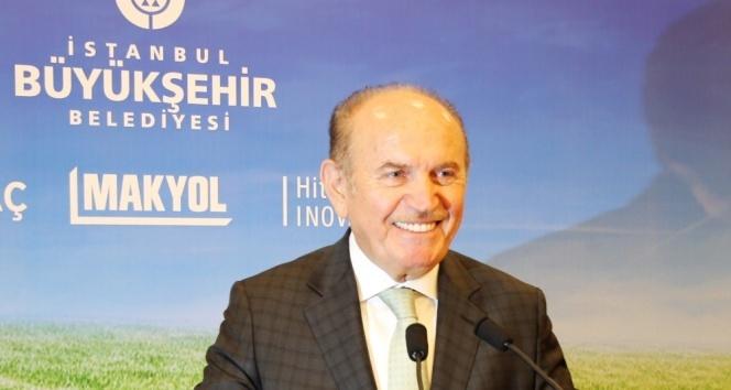İBB Başkanı Kadir Topbaş:Siyasi partimizle aramızda hiçbir polemik yok, olamaz