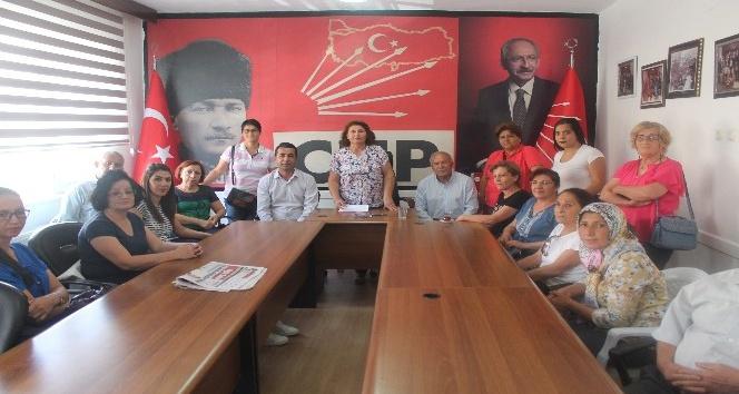 CHP'li kadınlardan yeni müfredat tepkisi