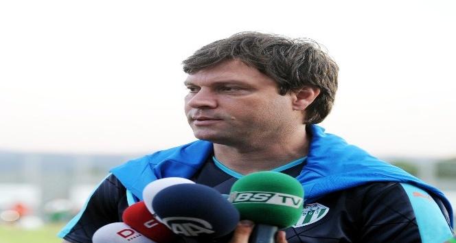 Evkur Yeni Malatyaspor Teknik Direktörü Ertuğrul Sağlam istifa etti