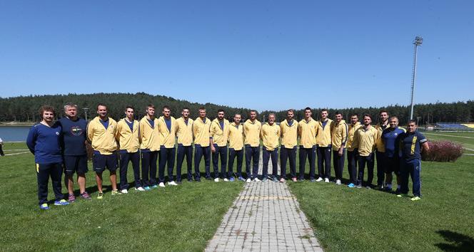 Fenerbahçe Erkek Voleybol Takımının yeni sezon hazırlıkları sürüyor