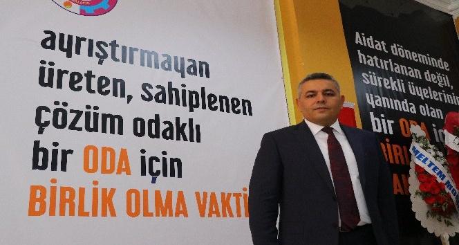 MTSO başkan adayı Sadıkoğlu'ndan usulsüzlük iddiası