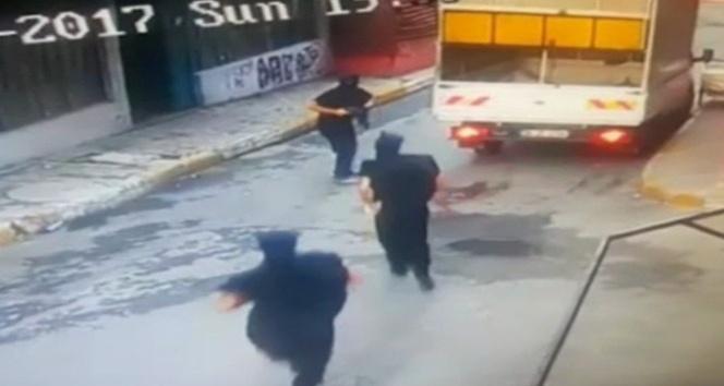 Ninja kıyafetli silahlı soygun çetesi yakalandı