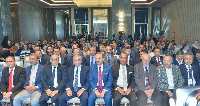 KKTC Cumhurbaşkanı Akıncı Türk iş dünyasına hitap etti