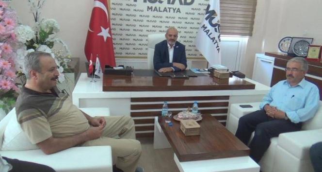 MÜSİAD Malatya Şube Başkanı Hüseyin Kalan: